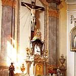 Kostol Povýšenia sv. Kríža v Dunajskej Lužnej