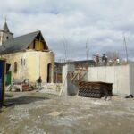 PROSBA O FINANČNÚ POMOC pri rekonštrukcii kostola v Rovinke