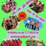 Denný letný tábor s dominikánkami