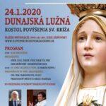 Slovenský dohovor za rodinu v Dunajskej Lužnej
