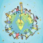 Milión detí sa modlí ruženec za jednotu a mier.